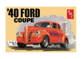 Ford  - Coupe 1940  - 1:25 - AMT - s1141 - amts1141 | Tom's Modelauto's
