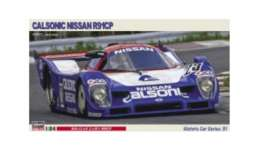 Nissan  - Calsonic R91CP  - 1:24 - Hasegawa - 21131 - has21131 | Toms Modelautos