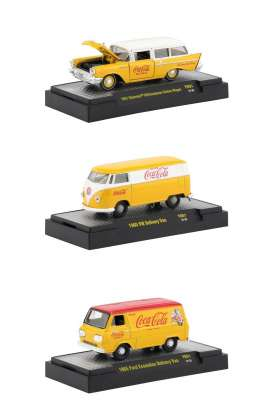 Assortment/ Mix  - various - 1:64 - M2 Machines - 52500-YR01H - M2-52500YR01 | Tom's Modelauto's