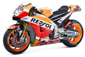 Honda  - RC213V orange/red/black - 1:18 - Maisto - 31595P - mai31595P | Tom's Modelauto's