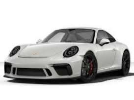 Porsche  - 911 2018 white - 1:43 - Minichamps - 410067420 - mc410067420 | Tom's Modelauto's