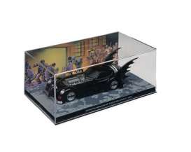 Batman  - black - 1:43 - Magazine Models - bat068 - magBAT068 | Tom's Modelauto's