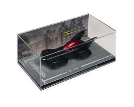 Batman  - black/red - 1:43 - Magazine Models - BAT073 - magBAT073 | Toms Modelautos