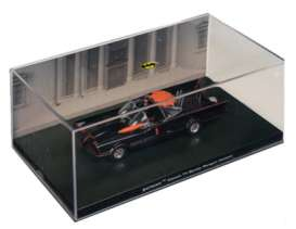 Batman  - black/red - 1:43 - Magazine Models - bat082 - magBAT082 | Tom's Modelauto's