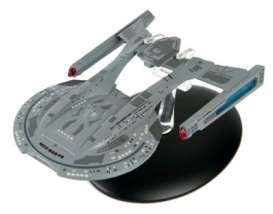 Star Trek  - grey/blue - Magazine Models - Startrek012 - magStartrek012 | Tom's Modelauto's