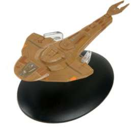 Star Trek  - brown - Magazine Models - Startrek014 - magStartrek014 | Tom's Modelauto's