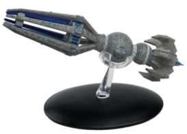 Star Trek  - grey/blue - Magazine Models - Startrek022 - magStartrek022 | Tom's Modelauto's