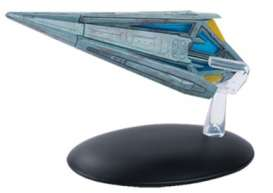 Star Trek  - grey/blue - Magazine Models - Startrek026 - magStartrek026 | Tom's Modelauto's