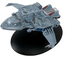 Star Trek  - grey/blue - Magazine Models - Startrek028 - magStartrek028 | Tom's Modelauto's