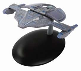 Star Trek  - grey/blue - Magazine Models - Startrek029 - magStartrek029 | Toms Modelautos