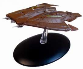 Star Trek  - brown - Magazine Models - Startrek030 - magStartrek030 | Tom's Modelauto's
