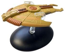 Star Trek  - yellow/brown - Magazine Models - Startrek033 - magStartrek033 | Tom's Modelauto's