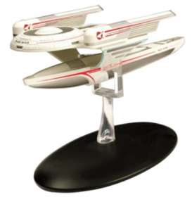 Star Trek  - white/red - Magazine Models - Startrek036 - magStartrek036 | Tom's Modelauto's