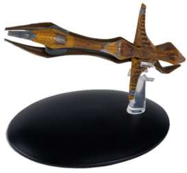 Star Trek  - brown/gold - Magazine Models - Startrek043 - magStartrek043 | Toms Modelautos