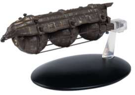 Star Trek  - brown - Magazine Models - Startrek045 - magStartrek045 | Tom's Modelauto's