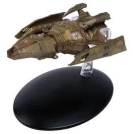 Star Trek  - brown/gold - Magazine Models - Startrek051 - magStartrek051 | Tom's Modelauto's