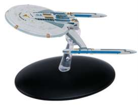 Star Trek  - grey/blue - Magazine Models - Startrek052 - magStartrek052 | Tom's Modelauto's