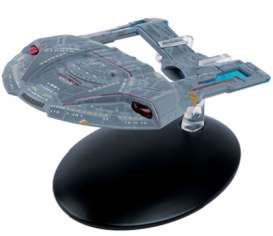 Star Trek  - grey/blue - Magazine Models - Startrek054 - magStartrek054 | Toms Modelautos