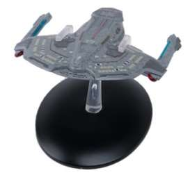 Star Trek  - grey/blue - Magazine Models - Startrek056 - magStartrek056 | Toms Modelautos