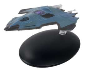 Star Trek  - blue-grey - Magazine Models - Startrek059 - magStartrek059 | Toms Modelautos