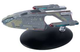 Star Trek  - grey/blue - Magazine Models - Startrek061 - magStartrek061 | Tom's Modelauto's