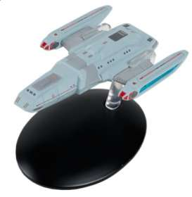 Star Trek  - grey/blue - Magazine Models - Startrek066 - magStartrek066 | Tom's Modelauto's