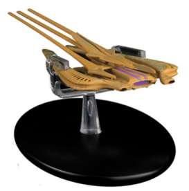 Star Trek  - brown - Magazine Models - Startrek081 - magStartrek081 | Tom's Modelauto's
