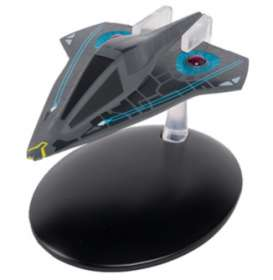 Star Trek  - grey/blue - Magazine Models - Startrek087 - magStartrek087 | Toms Modelautos