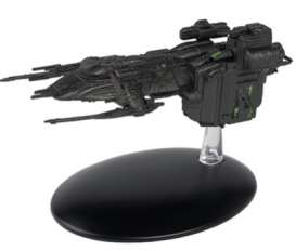 Star Trek  - dark grey - Magazine Models - Startrek099 - magStartrek099 | Tom's Modelauto's
