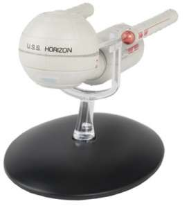 Star Trek  - white-grey - Magazine Models - Startrek100 - magStartrek100 | Tom's Modelauto's