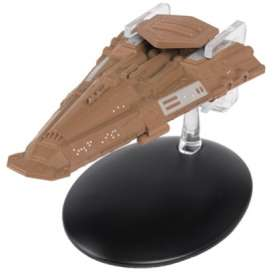 Star Trek  - brown - Magazine Models - Startrek101 - magStartrek101 | Toms Modelautos