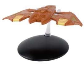 Star Trek  - brown-orange - Magazine Models - Startrek103 - magStartrek103 | Toms Modelautos