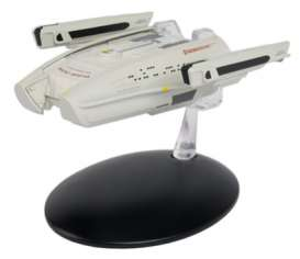 Star Trek  - white-grey - Magazine Models - Startrek104 - magStartrek104 | Tom's Modelauto's