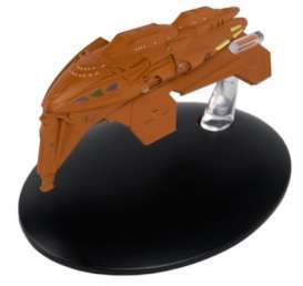 Star Trek  - brown-orange - Magazine Models - Startrek106 - magStartrek106 | Tom's Modelauto's