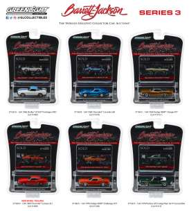 Assortment/ Mix  - various - 1:64 - GreenLight - 37160 - gl37160 | Tom's Modelauto's