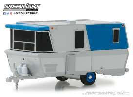 Holiday House  - 1961 blue - 1:64 - GreenLight - 34060C - gl34060C | Tom's Modelauto's