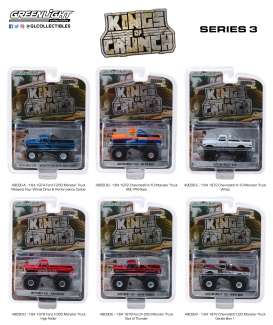 Assortment/ Mix  - various - 1:64 - GreenLight - 49030 - gl49030 | Tom's Modelauto's