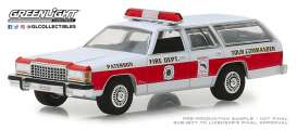 Ford  - LTD Crown Victoria 1985  - 1:64 - GreenLight - 30024 - gl30024 | Tom's Modelauto's