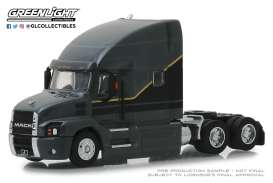 Mack  - Anthem 2019 grey/black - 1:64 - GreenLight - 45060A - gl45060A | Tom's Modelauto's