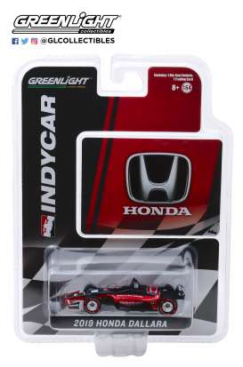 Honda  - 2019 red - 1:64 - GreenLight - 10840 - gl10840 | Tom's Modelauto's