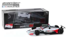 Honda  - 2019 white/red/black - 1:18 - GreenLight - 11059 - gl11059 | Tom's Modelauto's