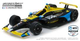 Honda  - 2019 yellow/black - 1:18 - GreenLight - 11060 - gl11060 | Tom's Modelauto's