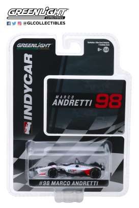 Honda  - 2019 white/red/black - 1:64 - GreenLight - 10843 - gl10843 | Tom's Modelauto's
