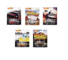 Assortment/ Mix  - various - 1:64 - Hotwheels - DMC55 956M - hwmvDMC55-956M | Tom's Modelauto's