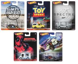 Assortment/ Mix  - various - 1:64 - Hotwheels - DMC55 956N - hwmvDMC55-956N | Tom's Modelauto's