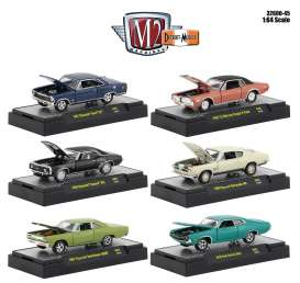 Assortment/ Mix  - various - 1:64 - M2 Machines - 32600-45 - M2-32600-45 | Tom's Modelauto's