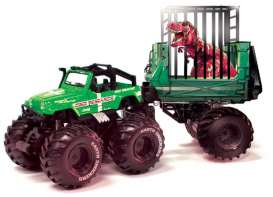 Monster Truck  - green/white/black - 1:64 - Maisto - 21231 - mai21231 | Toms Modelautos