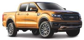 Ford  - Ranger 2019 orange - 1:24 - Maisto - 31521 - mai31521 | Toms Modelautos