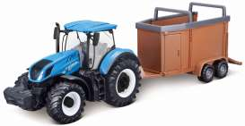 New Holland  - T7.315 blue - 1:32 - Bburago - 31656 - bura31656 | Tom's Modelauto's