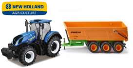 New Holland  - T7.315 blue - 1:32 - Bburago - 36158 - bura36158 | Tom's Modelauto's